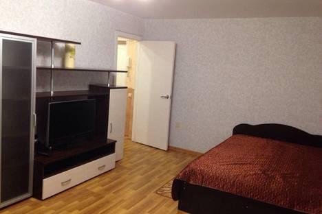 Сдается 1-комнатная квартира посуточно в Вологде, ул. Казакова, 8А.