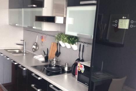 Сдается 1-комнатная квартира посуточнов Ижевске, ул. Красноармейская, 86б.
