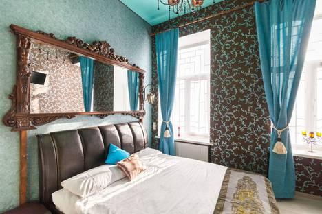 Сдается 2-комнатная квартира посуточно, ул.Братьев Михновских, 8.