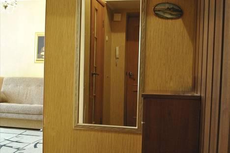 Сдается 1-комнатная квартира посуточнов Екатеринбурге, Проспект Ленина 75.