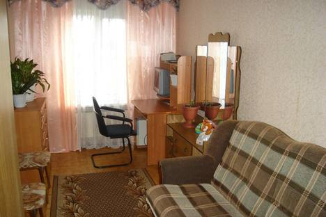 Сдается 2-комнатная квартира посуточно в Набережных Челнах, Казанский проспект, 5.