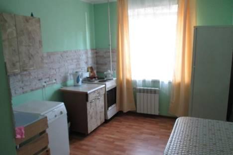 Сдается 1-комнатная квартира посуточнов Тюмени, пр. Солнечный, 26.