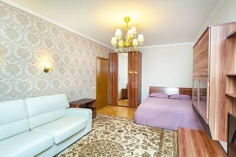 Сдается 1-комнатная квартира посуточно в Волгодонске, ул. Энтузиастов, 20.