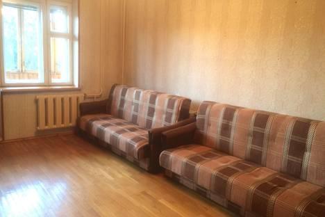 Сдается 2-комнатная квартира посуточнов Щёлкове, ул. Краснознаменская, д. 7.