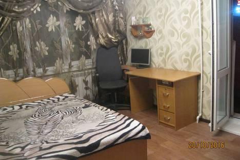 Сдается 1-комнатная квартира посуточнов Хабаровске, Владивостоская 35.