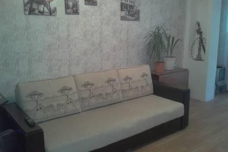 Сдается 2-комнатная квартира посуточно в Туапсе, Фрунзе, дом 6.
