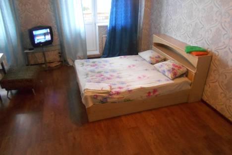 Сдается 1-комнатная квартира посуточно, улица Кирова 6.