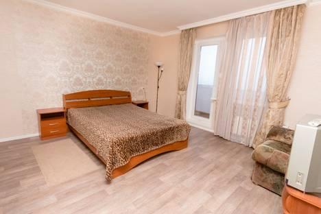 Сдается 1-комнатная квартира посуточнов Магнитогорске, проспект Ленина, 129/1.