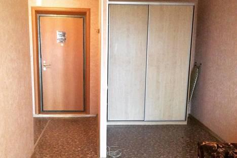 Сдается 1-комнатная квартира посуточнов Тюмени, Чернышевского 2б.