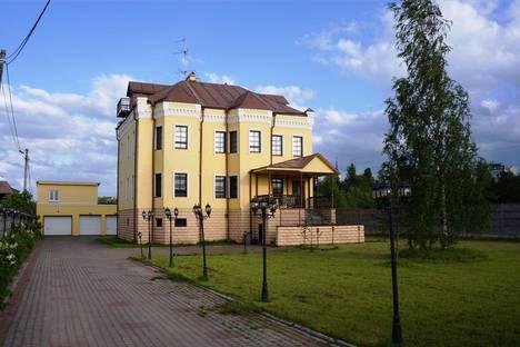 Сдается коттедж посуточно в Санкт-Петербурге, деревня Бронка,1.