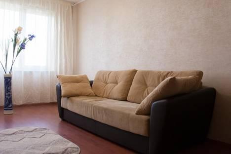 Сдается 3-комнатная квартира посуточно в Челябинске, Комсомольский проспект 80б.