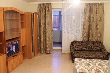 Сдается 1-комнатная квартира посуточнов Ханты-Мансийске, ул. Мира, 66.