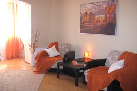 Сдается 1-комнатная квартира посуточно в Санкт-Петербурге, Морская набережная, 35 корпус 6.