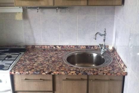 Сдается 1-комнатная квартира посуточнов Армавире, ул. Полины Осипенко, 83.