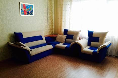 Сдается 2-комнатная квартира посуточнов Ханты-Мансийске, ул.Промышленная, 3.