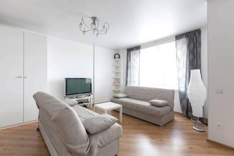 Сдается 1-комнатная квартира посуточнов Химках, Ул. Совхозная, 11.