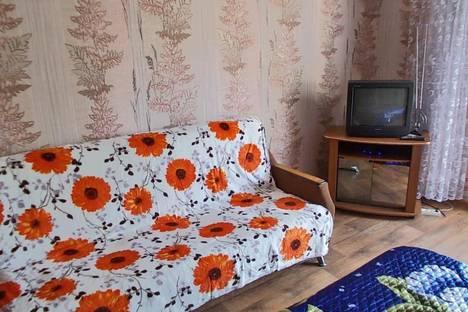 Сдается 2-комнатная квартира посуточнов Воронеже, Кольцовская ул., 52.