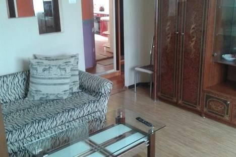 Сдается 3-комнатная квартира посуточно в Новороссийске, шоссе Анапское, 27.