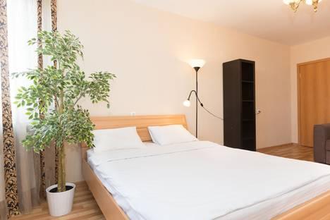 Сдается 2-комнатная квартира посуточно в Нижнем Новгороде, Волжская набережная 25.