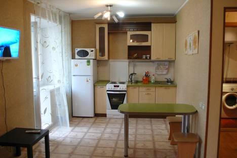 Сдается 1-комнатная квартира посуточно в Томске, ул. Учебная, 7.