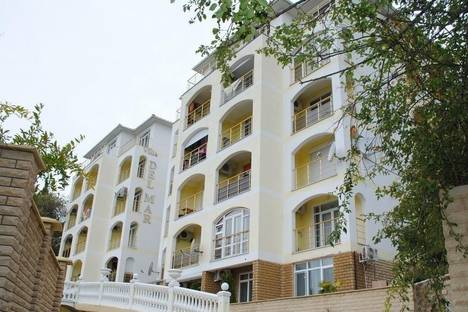 Сдается 1-комнатная квартира посуточнов Гаспре, Гаспра Маратовская 69.