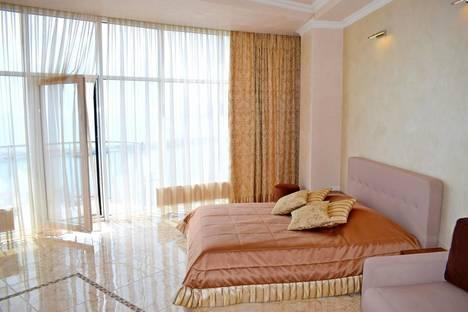 Сдается 1-комнатная квартира посуточнов Береговом, ул. Карла Маркса, 18.