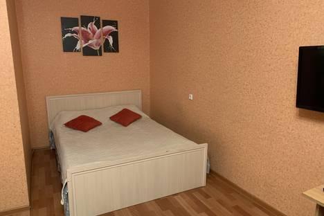 Сдается 1-комнатная квартира посуточно в Тюмени, ул. Холодильная, 136.