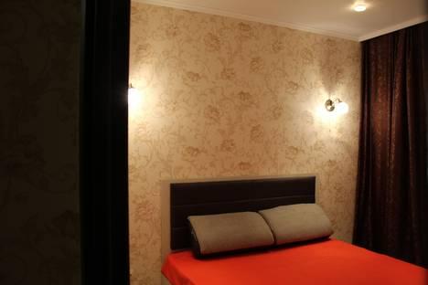 Сдается 2-комнатная квартира посуточно в Орле, набережная Дубровинского, 76.