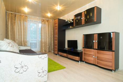 Сдается 1-комнатная квартира посуточно в Челябинске, Южная улица, д. 2.