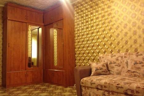 Сдается 1-комнатная квартира посуточнов Тулуне, ул. Ленина, 16.