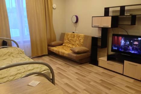 Сдается 1-комнатная квартира посуточнов Санкт-Петербурге, ул. Хошимина, 16.