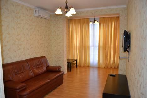 Сдается 2-комнатная квартира посуточно в Адлере, пер. Богдана Хмельницкого, 10.