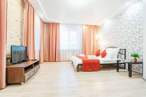 Сдается 1-комнатная квартира посуточно в Калуге, ул. Постовалова, д.3.