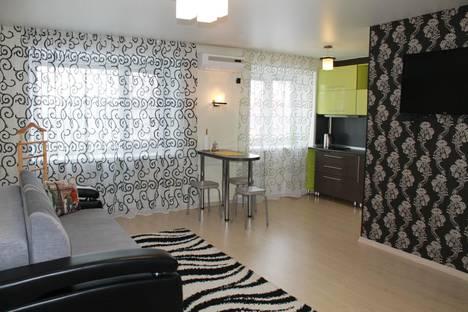 Сдается 1-комнатная квартира посуточно в Хабаровске, ул. Ленинградская, 56б.