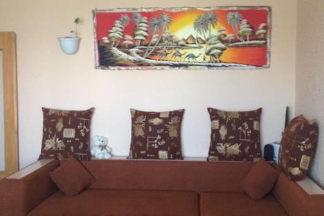 Сдается 1-комнатная квартира посуточно в Усть-Илимске, Мечтателей 4.