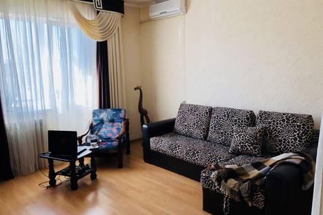 Сдается 1-комнатная квартира посуточно в Волгодонске, ул. Солнечная 1.