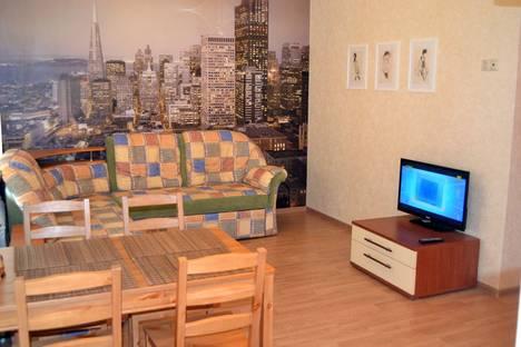Сдается 2-комнатная квартира посуточно в Сыктывкаре, шоссе Сысольское, 20.