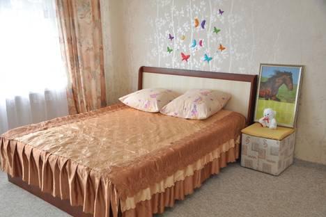 Сдается 2-комнатная квартира посуточнов Ханты-Мансийске, Гагарина 29.