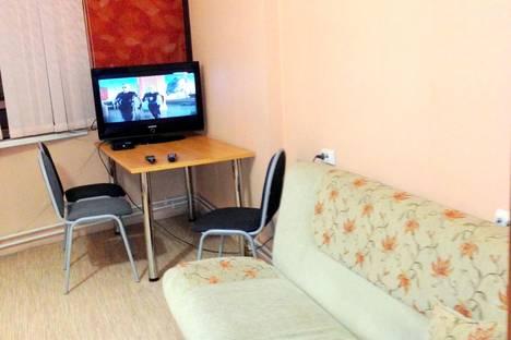 Сдается 1-комнатная квартира посуточно в Абакане, ул. Кирова 112.