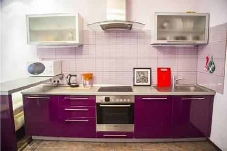 Сдается 2-комнатная квартира посуточно в Алматы, Сейфулина-Масанчи, 98в.