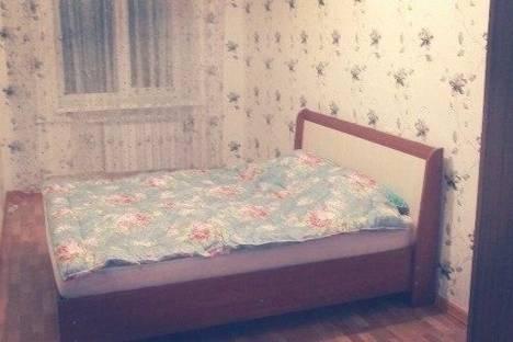 Сдается 2-комнатная квартира посуточно в Альметьевске, шевченко 134.