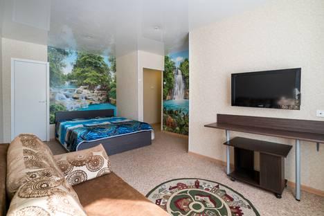 Сдается 1-комнатная квартира посуточно в Новосибирске, ул. Блюхера, 28.