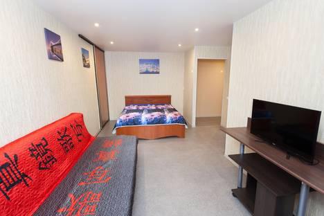 Сдается 1-комнатная квартира посуточнов Оби, проспект Карла Маркса, 53.