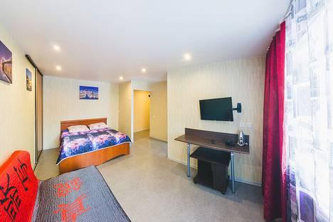 Сдается 1-комнатная квартира посуточно, проспект Карла Маркса, 53.
