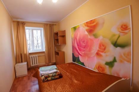 Сдается 3-комнатная квартира посуточно, Спера 20.