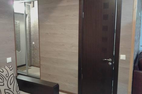 Сдается 1-комнатная квартира посуточнов Сочи, ул. Октября 26.