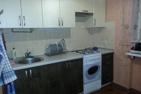 Сдается 1-комнатная квартира посуточно в Алуште, Красноармейская 1.