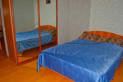 Сдается 1-комнатная квартира посуточно в Белгороде, ул. Щорса, 29.