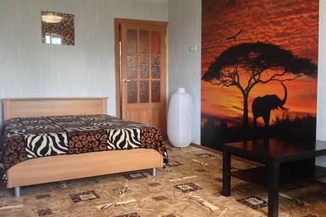 Сдается 1-комнатная квартира посуточнов Екатеринбурге, Опалихинская 19.