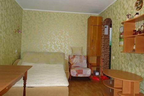 Сдается 1-комнатная квартира посуточно в Саках, Ленина 11.